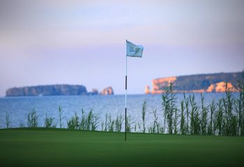 Navarino The Bay Course hole 4B