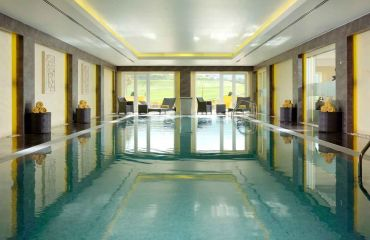 CampoReal Indoor Pool
